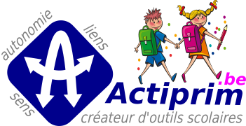 Actiprim.be : outils scolaires
